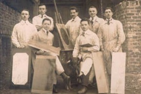 Geschichte Meisterschule Fritz Renfordt