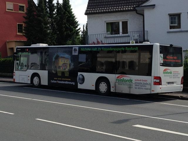 Bus Strasse 2
