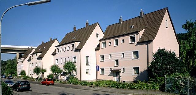 Wiesenstraße nachher