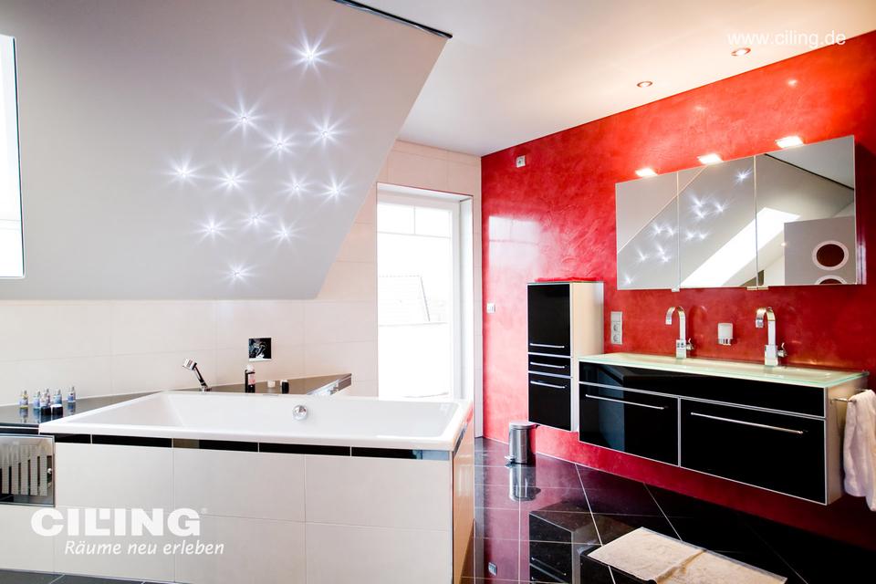 spanndecken f r ein exklusives zuhause renfordt. Black Bedroom Furniture Sets. Home Design Ideas