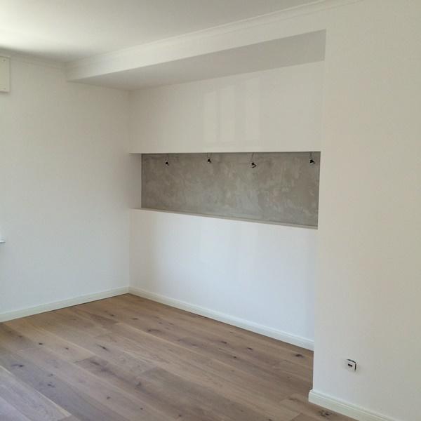 Eine Schne Betonoptik In Einem Noch Schnerem Wohnzimmer
