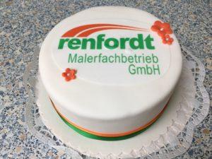 Die renfordt Torte
